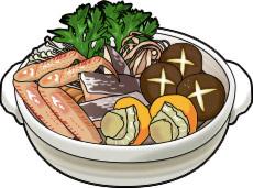 「魚介」鍋