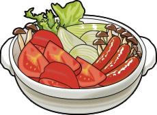 「野菜」鍋