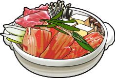 「バラエティ」鍋
